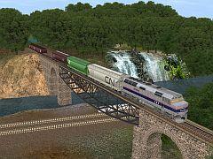 Viadukt 1435mm