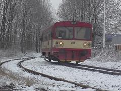Houkačka pro motorový vůz 810. 654- 4
