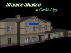 Stanice Skalice u Čes. Lípy