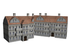 Činžovní domy