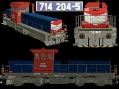 ČD 714 204-5