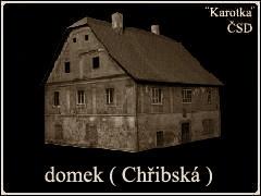 Domek Chribska