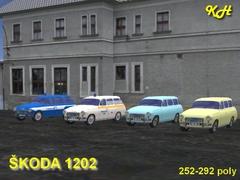 Škoda 1202 pack