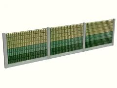 Protihluková bariéra 2
