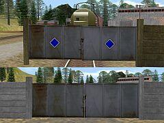 Vrata - průmysl