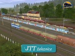 JTT železnice