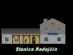 Stanice Radejčín