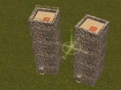 Kamenné rozhledny