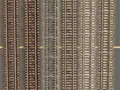 Koleje s betonovými pražci (merlin99)