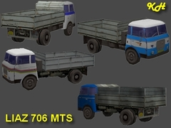 Liaz 706 MTS pack
