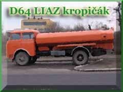 ŠKODA (LIAZ) kropicí vůz