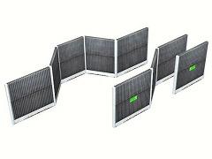 Protihluková bariéra - doplňky