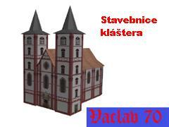 Stavebnice kláštera