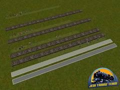Skryté tramvajové zastávky 2x40 m