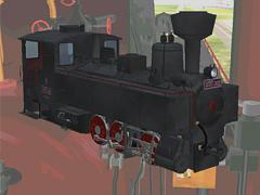 ČSD U37 - CAB