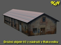 Drážní budova 03