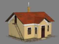 Strážní domek 1