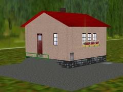 Malý strážní domek