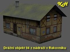 Drážní budova 04