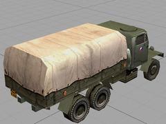 PRAGA V3S Military 2