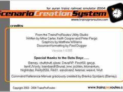 Scenário Creation Systém