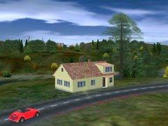 Vesnický domek