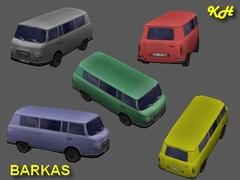Barkas pack