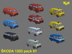 Škoda 1203 pack