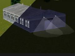 Továrna malá
