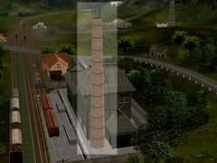 Komín 36 metrů