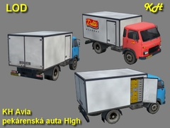 Avia pekař High Pack