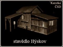 Stavědlo Hýskov