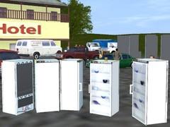 Lednice a chladící box