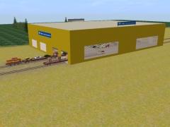 Továrna na auta Lada (Niva)
