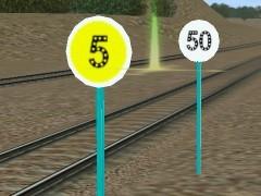 Sada kruhových rychlostníků