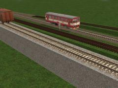 Náspy pod koleje
