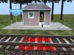 Zastávka České Hamry