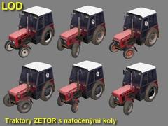 Zetor High Pack 02