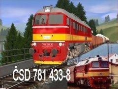 ČSD 781 433-8