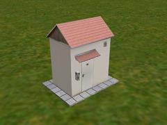 Přejezdový domek Bylnice