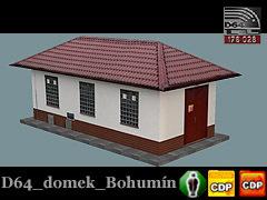 Domek Bohumín