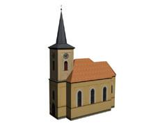 Kostel v Jindříši