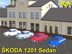 Škoda 1201 Sedan