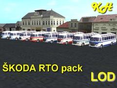 Škoda RTO High