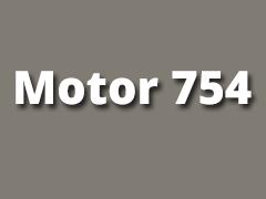 Motor řada 754