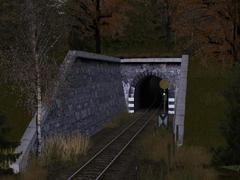 2.Karlovarský tunel