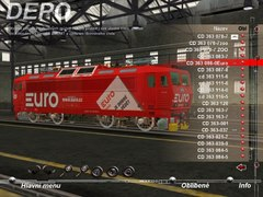 ČD 363 086-0 Euro