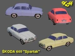 Škoda 440 Spartak