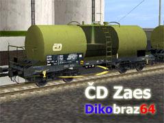 ČD Zaes Green II