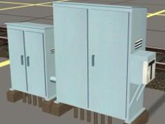 Reléové skříně ŠM3 a ŠM2